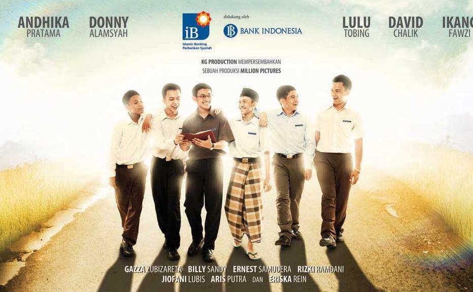 film Negri 5 Menara, Best Indonesian Religious Films
