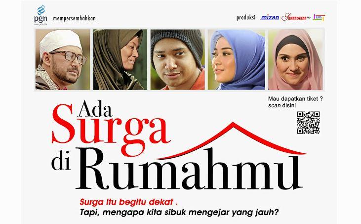 Ada Surga di Rumahmu, Best Indonesian Religious Films