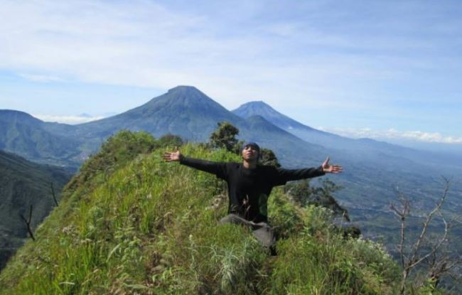 gunung Bisma