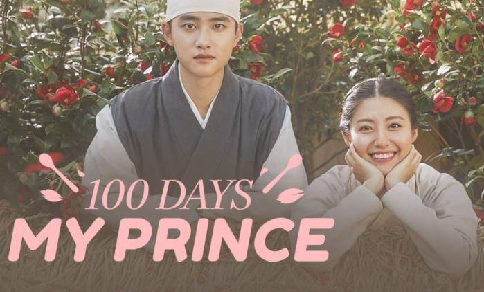 100 days my prince film korea