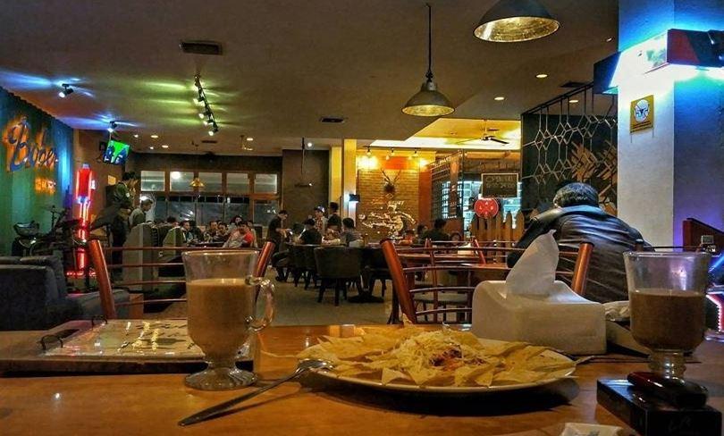 Bober Cafe, tempat nongkrong di bandung