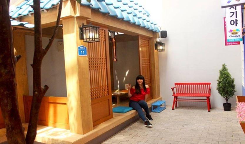 Chingu Cafe, tempat nongkrong di kota bandung
