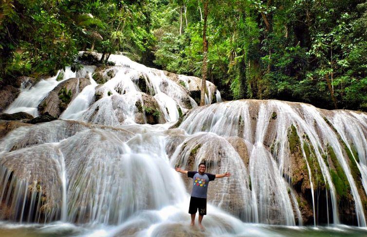 Indonesia Beautiful Scenery, AIR TERJUN