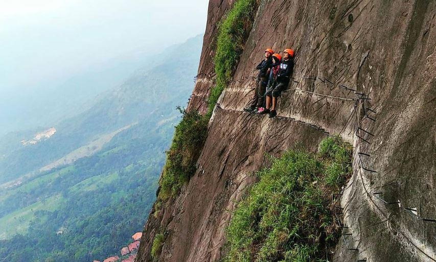 Gunung Parang, best destination in Purwakarta