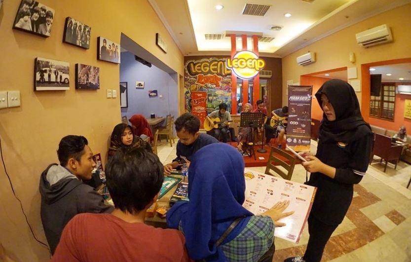Legend Coffee Semarang, tempat nongkrong di semarang