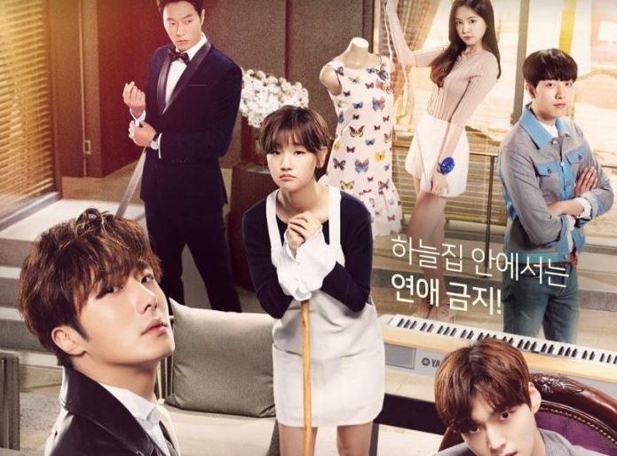 four man drama Korea Terbaik