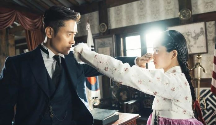 mr. sunshine drama korea terbaik