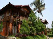 Villa di Puncak Super Nyaman
