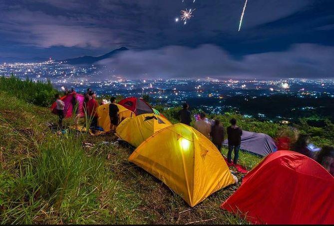 Bukit Alesano, Tempat Wisata di Bogor