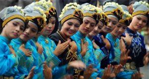 suku Aceh, tari saman Aceh