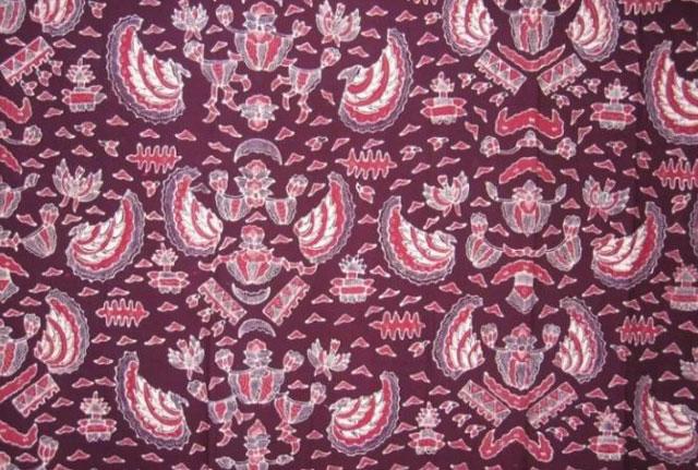 Batik Motif Keraton