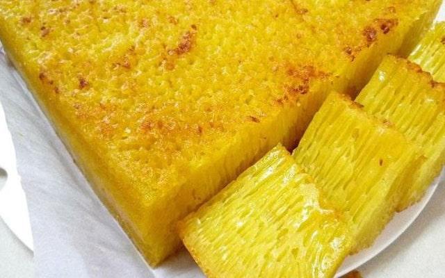 Bikka Ambon, one of indonesia traditional food