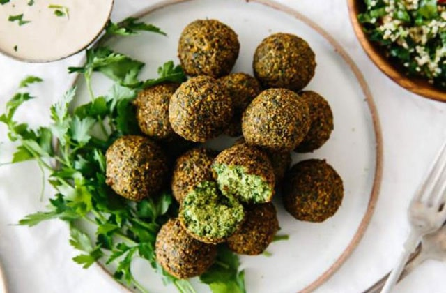 Falafel makanan arab