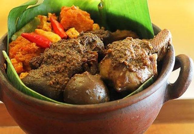 Gudeg makanan khas indonesia