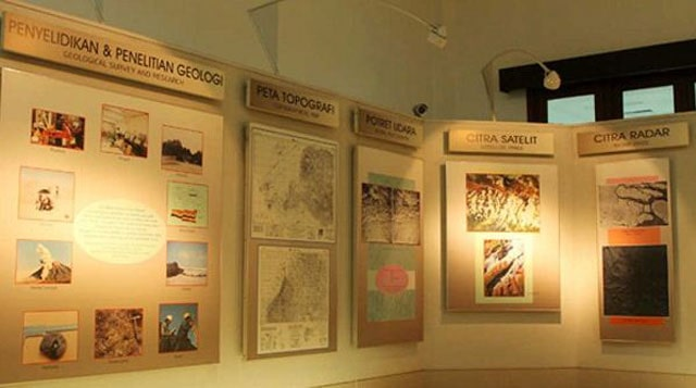 Benefits and purposes of visiting the Bandung Geological Museum