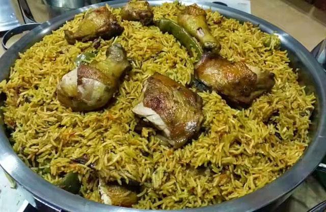 Nasi Bukhari, makanan khas timur tengah