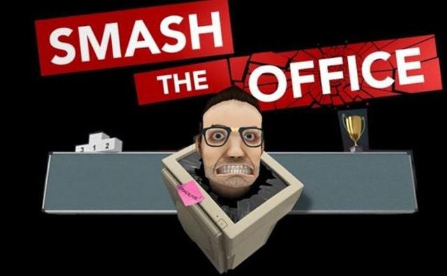 SMASH THE OFFICE – STRESS FIXSMASH THE OFFICE – STRESS FIX