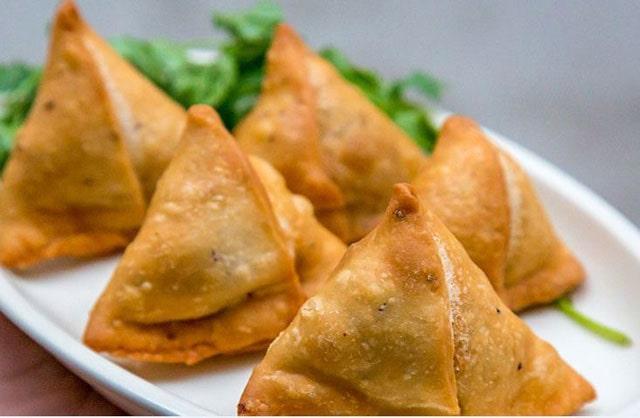 Samosa makanan khas Arab