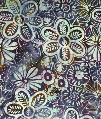 motif batik khas Indonesia