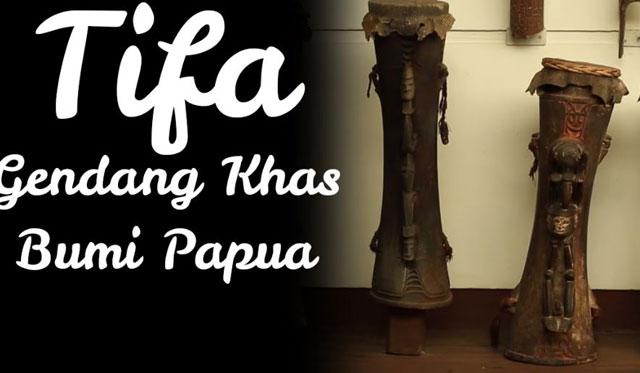 Rhythmic Musical Instruments, Tifa