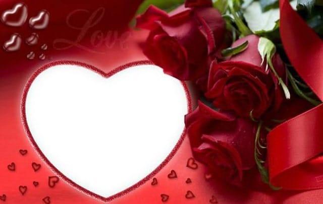 Bingkai cinta, Gambar love cinta