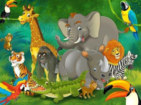animasi ragam hewan