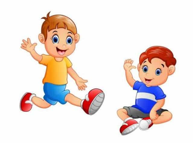 gambar anak anak kartun