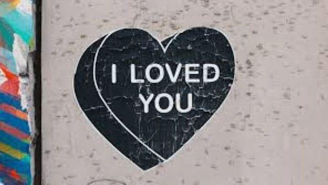 Grafiti i love you