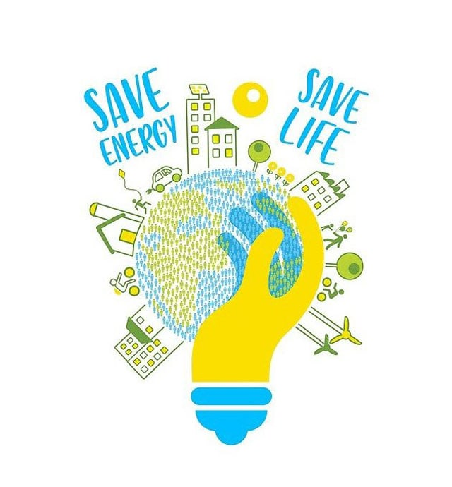 The picture of Energy Saving Posters