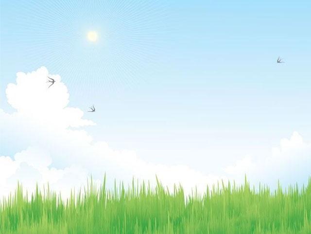 gambar rumput kartun