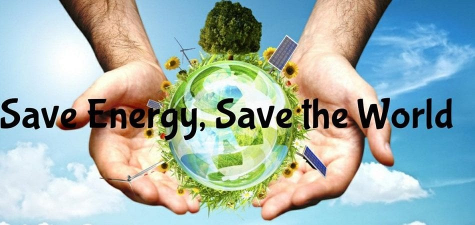 energy saving posters save the world