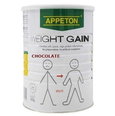 Appeton Weight Gain Adult Best Milk to Gain Weight