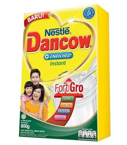 Dancow Fortigro Enriched Full Cream, Best Milk to Gain Weight