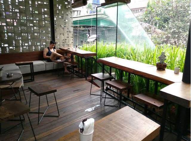 Filmore Coffee, tempat hangout di Jakarta