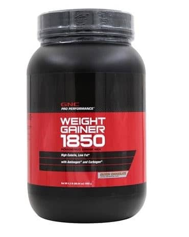 Weight Gainer 1850, susu penggemuk badan efektif