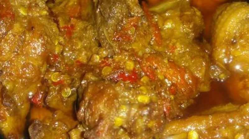 The Rica-Rica Duck Recipe, Special and Soft for Family