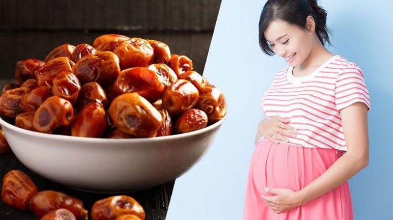 Health benefits of dates for pregnant