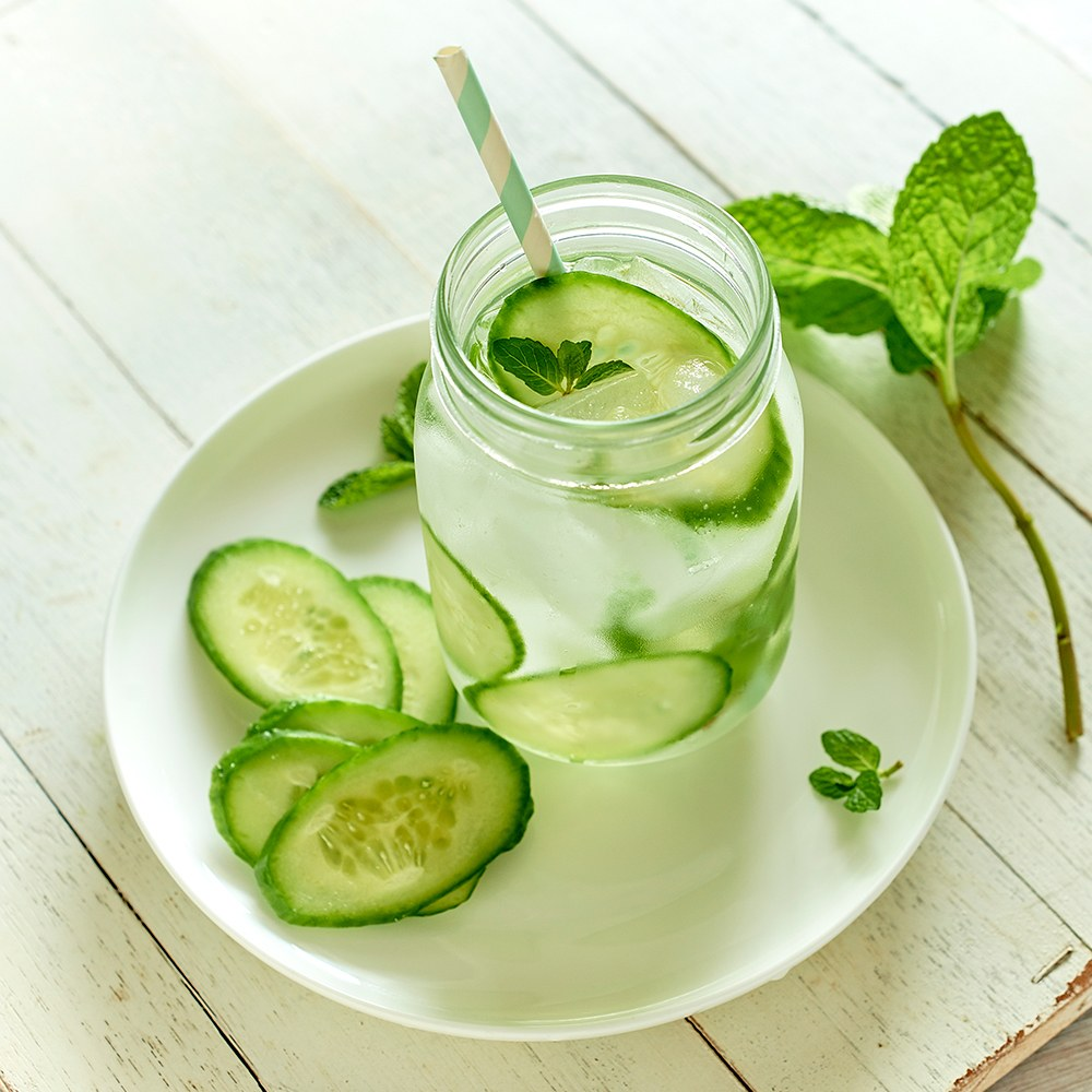 Cucumber Drinks Recipes
