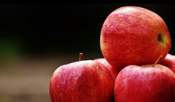 Benefits eating apple in morning