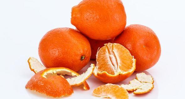 Health benefits of eating orange in morning