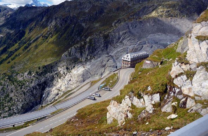 Hotel Belvedere Switzerland