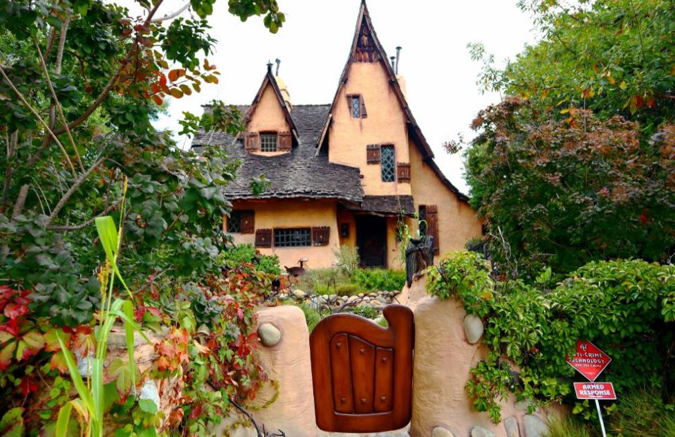 Storybook Houses unique house