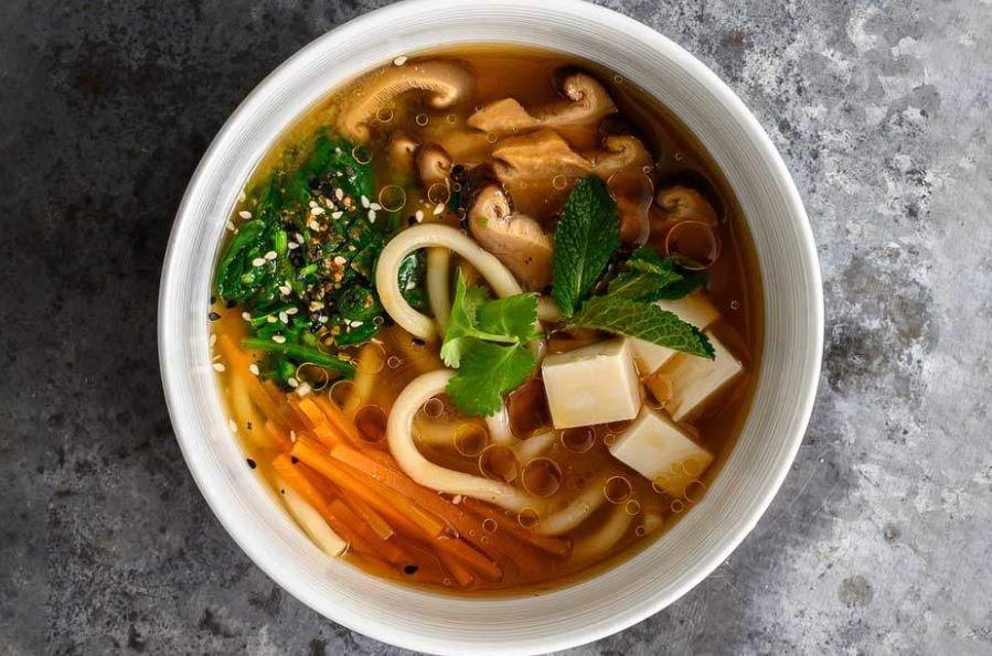 Udon food starts with u