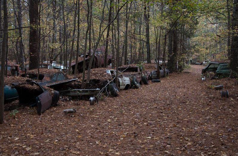 oldcarcity park