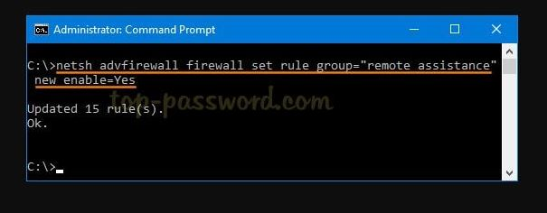 Here is How to Enable Remote Assistance Windows
