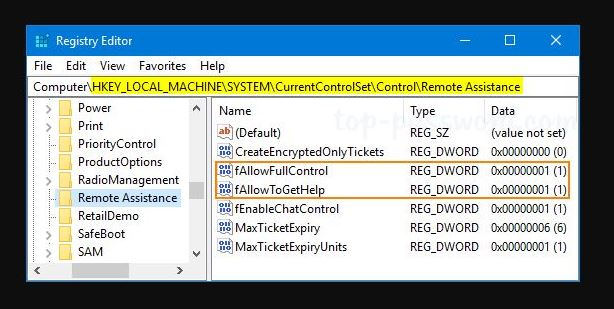How to Enable Remote Assistance Windows