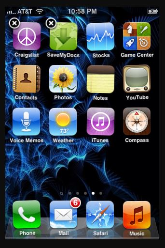 How to Hide Apps on iPhone, iPod, iPad