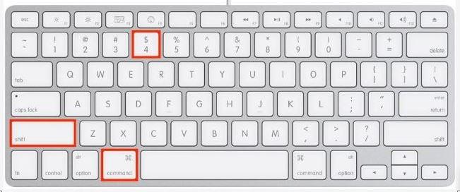 How to screenshot on mac pc