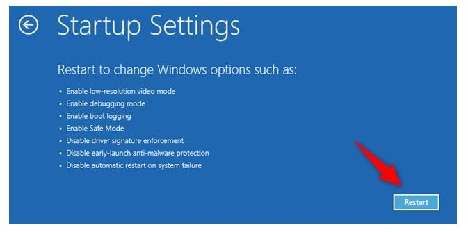Safe Mode Windows 8 and 8.1
