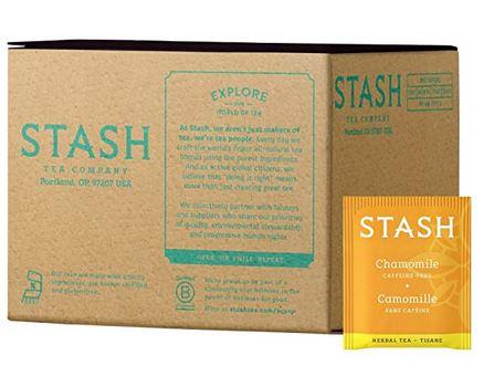Stash Tea Chamomile Herbal Tea